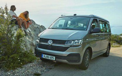 Volkswagen California 6.1 Beach Camper u još jednoj verziji