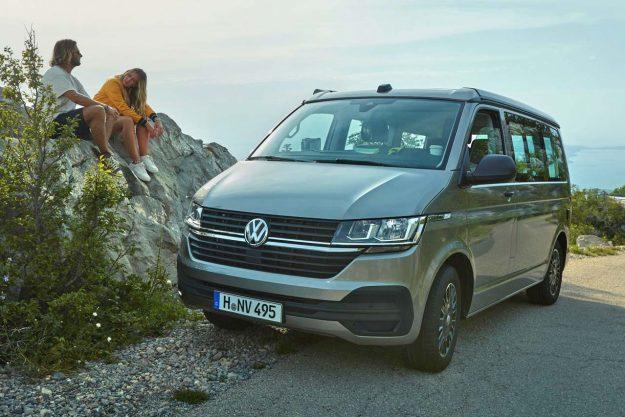 Volkswagen California 6.1 Beach Camper [2019]