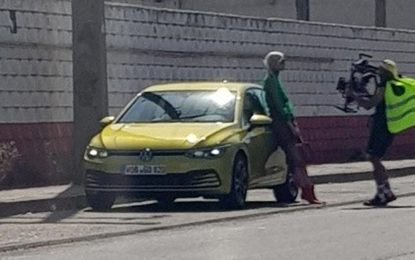 Snimljen VW Golf 8. generacije bez kamuflaže