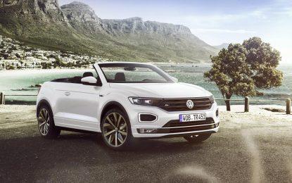 Volkswagen T-Roca predstavlja i kao Cabrioleta [Galerija i Video]