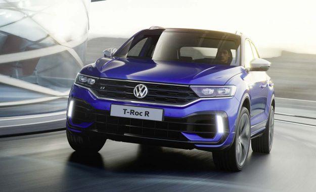 Volkswagen T-Roc R [2019]