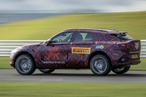 DBX – prvi SUV sa znakom Aston Martina biće premijerno predstavljen u decembru