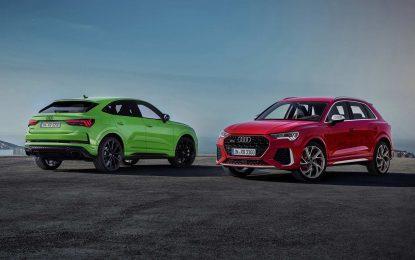 Audi RS Q3 i RS Q3 Sportback – trendsetteri [Galerija i Video]