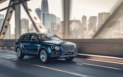 Bentley Bentayga Hybrid – hibrid na Bentleyev način