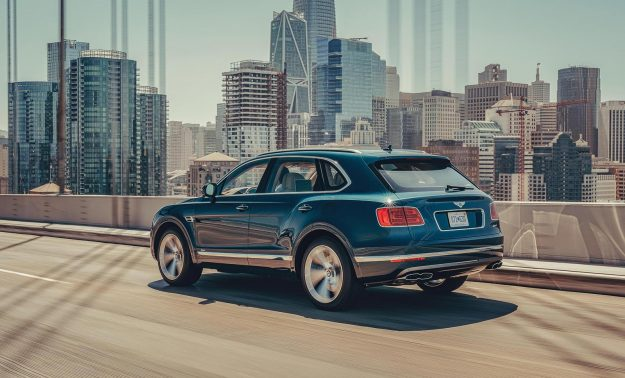 Bentley Bentayga Hybrid [2019]