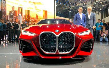 BMW Concept 4 – inspiracija za budućnost [Galerija]
