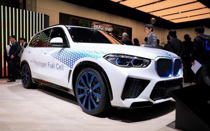 BMW i Hydrogen NEXT Concept – mala proizvodna serija do 2022.