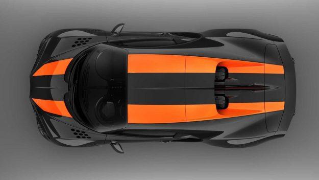 Bugatti Chiron Super Sport 300+ [2020]