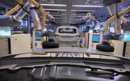 Ford Fiesta – tajna savršene završne obrade [Video]