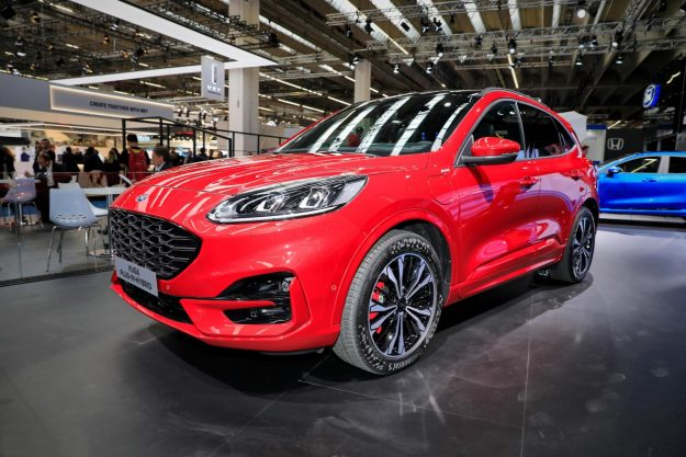 Ford Kuga PHEV [2019]