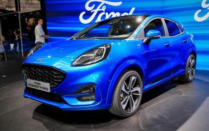 Redizajnirani Ford Mondeo Turnier Hybrid i Puma EcoBoost Hybrid – premijerno u Frankfurtu [Galerija]