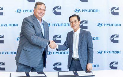 Hyundai i Cummins – zajednički razvoj pogona sa gorivim ćelijama