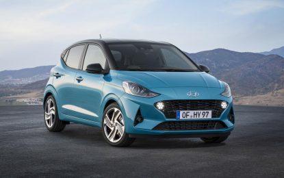 Hyundai predstavlja novu generaciju i10 [Galerija]
