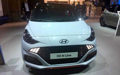 Hyundai i10 N Line – premijerno u Frankfurtu