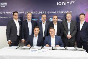 Hyundai Motor Company i Kia Motors se udružju u IONITY