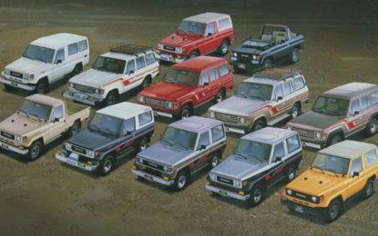Toyota Land Cruiser – proizvedeno 10 miliona primjeraka [Galerija]