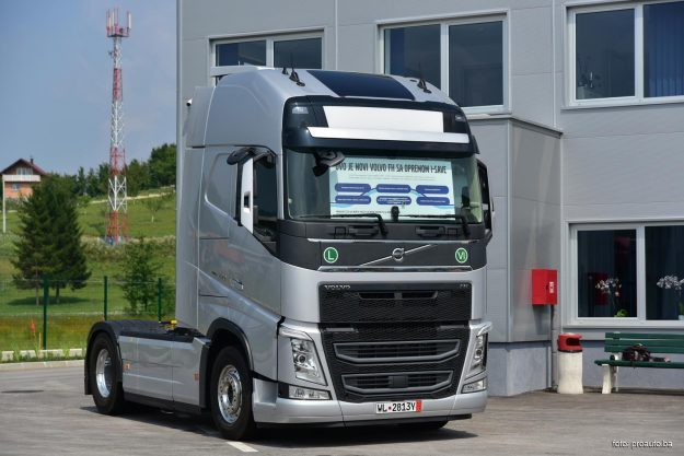 Volvo FH500 I-Save [2019]