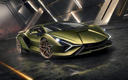 Lamborghini Sián – najjači Lamborghini je hibridni [Galerija]