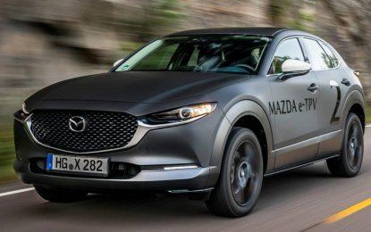 Mazda e-TPV – debi u Tokyju