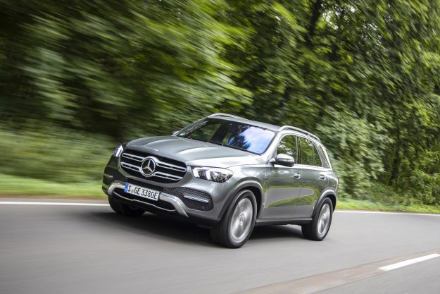 Mercedes-Benz GLE 350 de 4Matic [2020]