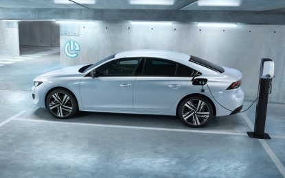 Peugeot predstavio plug-in hibride 508 i 508 SW [Galerija]