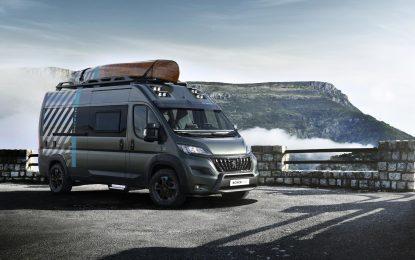Peugeot Boxer 4×4 Concept – [Galerija i Video]