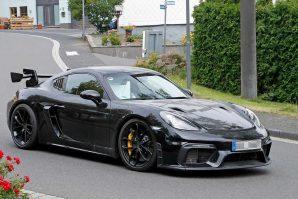 Porsche 718 Cayman GT4 RS – prototip je u funkciji