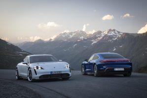 Porsche predstavio Taycana [Galerija]