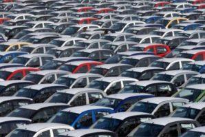 Prodaja novih automobila u Evropi – u avgustu pad prodaje od 8,6%
