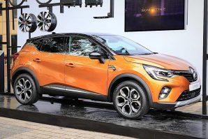 """Renault Captur PHEV – """"procurile"""" tehničke specifikacije"""