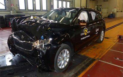"""Još sedam """"odlikaša"""" na EuroNCAP-ovom testiranju [Galerija i Video]"""