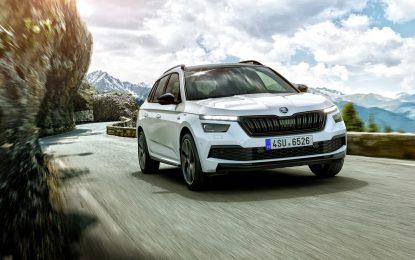 Škoda Kamiq Monte Carlo – nastavak tradicije