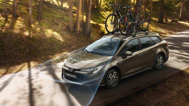Toyota Corolla Trek [2019]