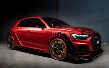Abt Sportsline Audi A1 1of1 – spektakl u malom pakovanju