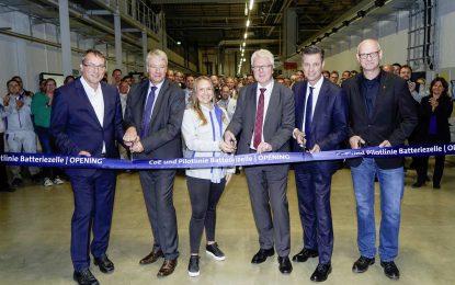 Volkswagen započinje proizvodnju baterija u Salzgitteru [Galerija i Video]