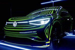 Volkswagen ID.4 – predproizvodni prototip