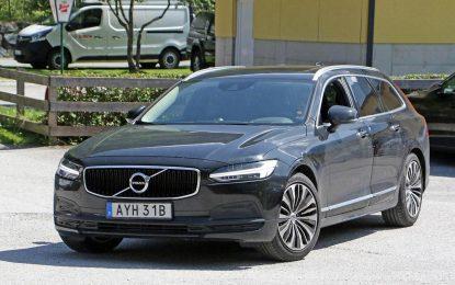 Do kraja godine na tržištu i obnovljeni Volvo S90/V90 sa hibridnim pogonom