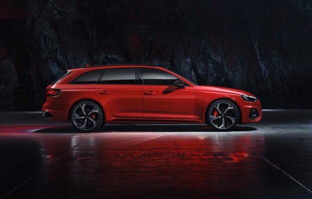 Audi RS4 Avant [2019]