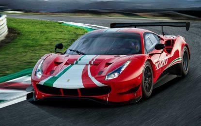 Ferrari 488 GT3 Challenge Evo – evolutivni pomak za novu takmičarsku sezonu [Galerija]