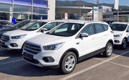 U aktuelnoj prodajnoj akciji, Ford Kuga po pristupačnoj cijeni i poklon paket za svakog kupca