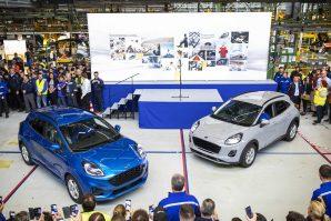 Započela proizvodnja Forda Pume u Rumuniji [Galerija i Video]