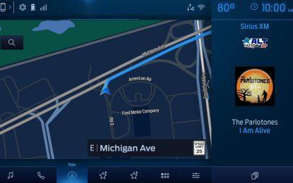 Ford predstavio novi nivo povezivosti – Sync4 [Video]