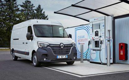 Groupe Renault uvodi gorive ćelije u ponudu lakih komercijalnih vozila