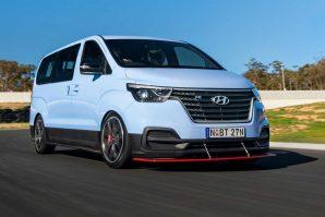 Hyundai iMax N Drift Bus – kombi za driftanje [Galerija]