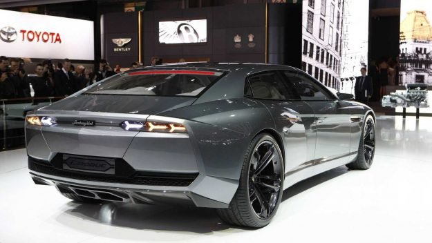 Lamborghini Estoque Concept [2008]