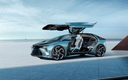 Lexus LF-30 Electrified – koncept za budućnost [Galerija]