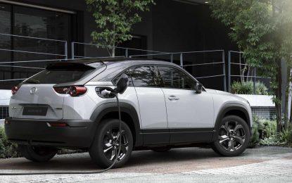 Dileme više nema: MX-30 – prva električna Mazda, u prodajne salone širom Evrope stiže u drugoj polovini 2020. godine [Galerija]