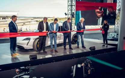 Otvoren Porsche Experience Center Hockenheimring