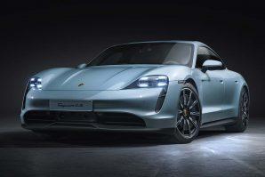 Porsche Taycan 4S – manje snage i veći doseg [Galerija]