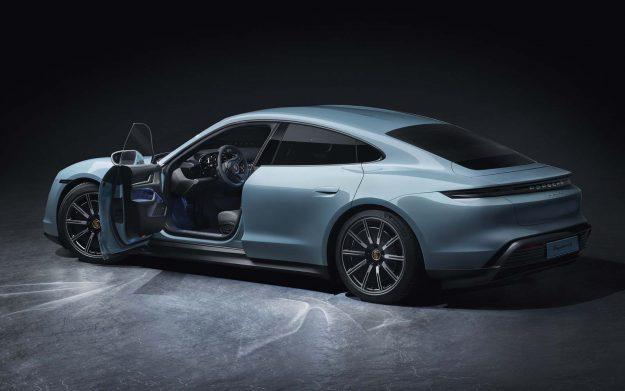 Porsche Taycan 4S [2020]